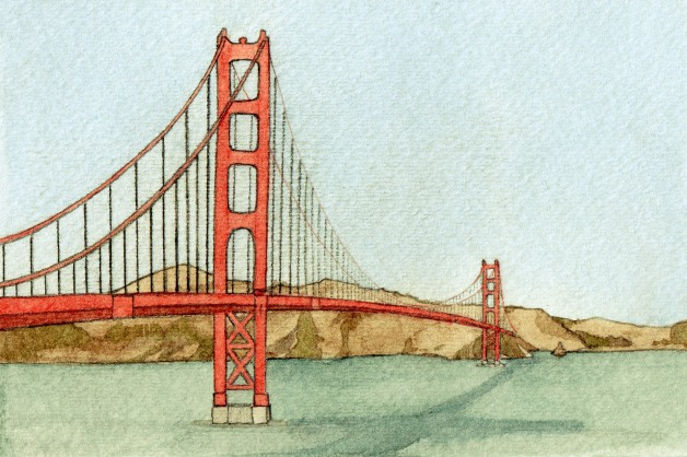 Copy - Golden Gate Bridge