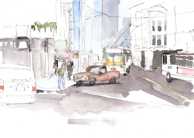 Watercolor Sketch-1